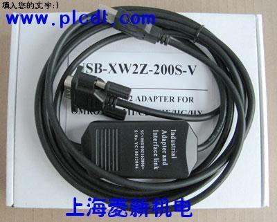 欧姆龙plc编程电缆cqm1-c