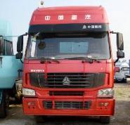 济宁梁山二手车双导向二手卡车图片