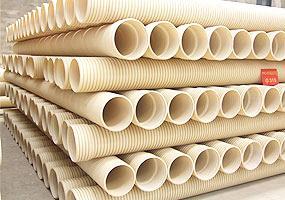 大口径PVC管厂家图片