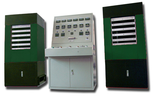 热压机图片 热压机样板图 小型精密热压机 东莞市卡尔自动...
