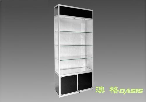 玻璃展示柜图片