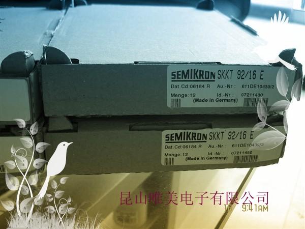 供应SEMIKRON可控硅SKM300GB063D图片