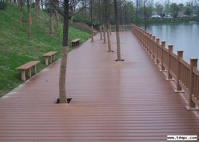 供应塑木栏杆