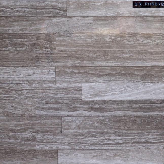 供应灰木纹拼条-佛山hellas闪光石复合大理石砖图片