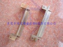 供应压铸锌合金SCSI电子连接器支架