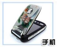 塑胶手机外壳彩印图片