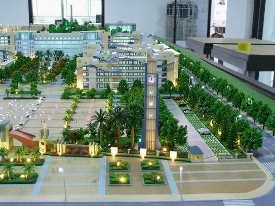 供应佛山地产建筑模型制作