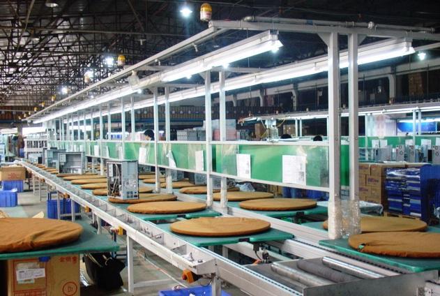 供应电子组装生产线显示器生产线显示屏生产线深圳生产线厂家批发