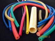 乳胶管拉力管弹力胶管图片
