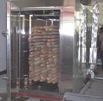木材烘干炉