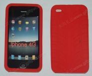 iphone4硅胶手机套004图片
