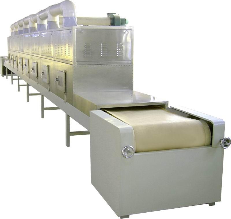干燥灭菌齐协微波设备