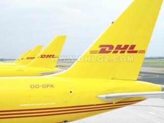 宁波市国际快递DHL图片