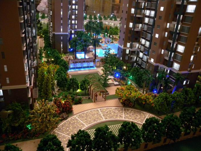 供应惠州声光电沙盘模型制作,建筑模型制作,房地产模型制作公司