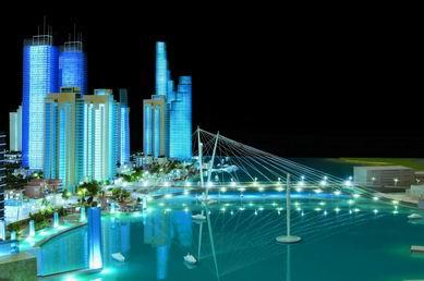 供应香港电子沙盘模型制作,电子沙盘模型制作,建筑模型制作
