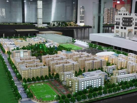 供应台湾声光电沙盘模型制作公司