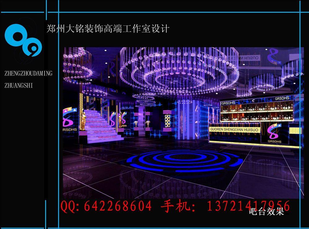 郑州专业ktv装修设计公司图片