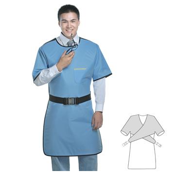 供应X射线防辐射防护装备铅胶防护衣批发