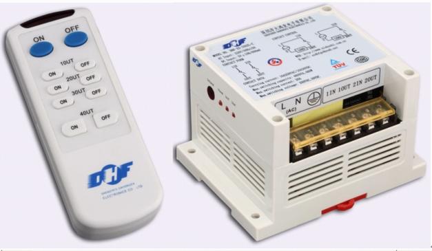 2路电压型遥控开关报价