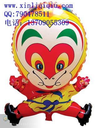供应天津老虎喜羊羊氢气球批发氢气机金刚牌