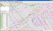 汽车GPS卫星定位油耗监控系统图片