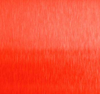 供应彩色不锈钢砂纹板-雪花砂+中国红图片