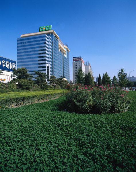 北京中宜汇富环保工程有限公司北方区