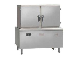 工厂厨房专用大型电磁炉蒸饭柜图片/工厂厨房专用大型电磁炉蒸饭柜样板图