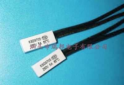 供应ksd9700塑壳线型温控器