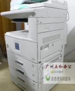 理光1027复印机图片