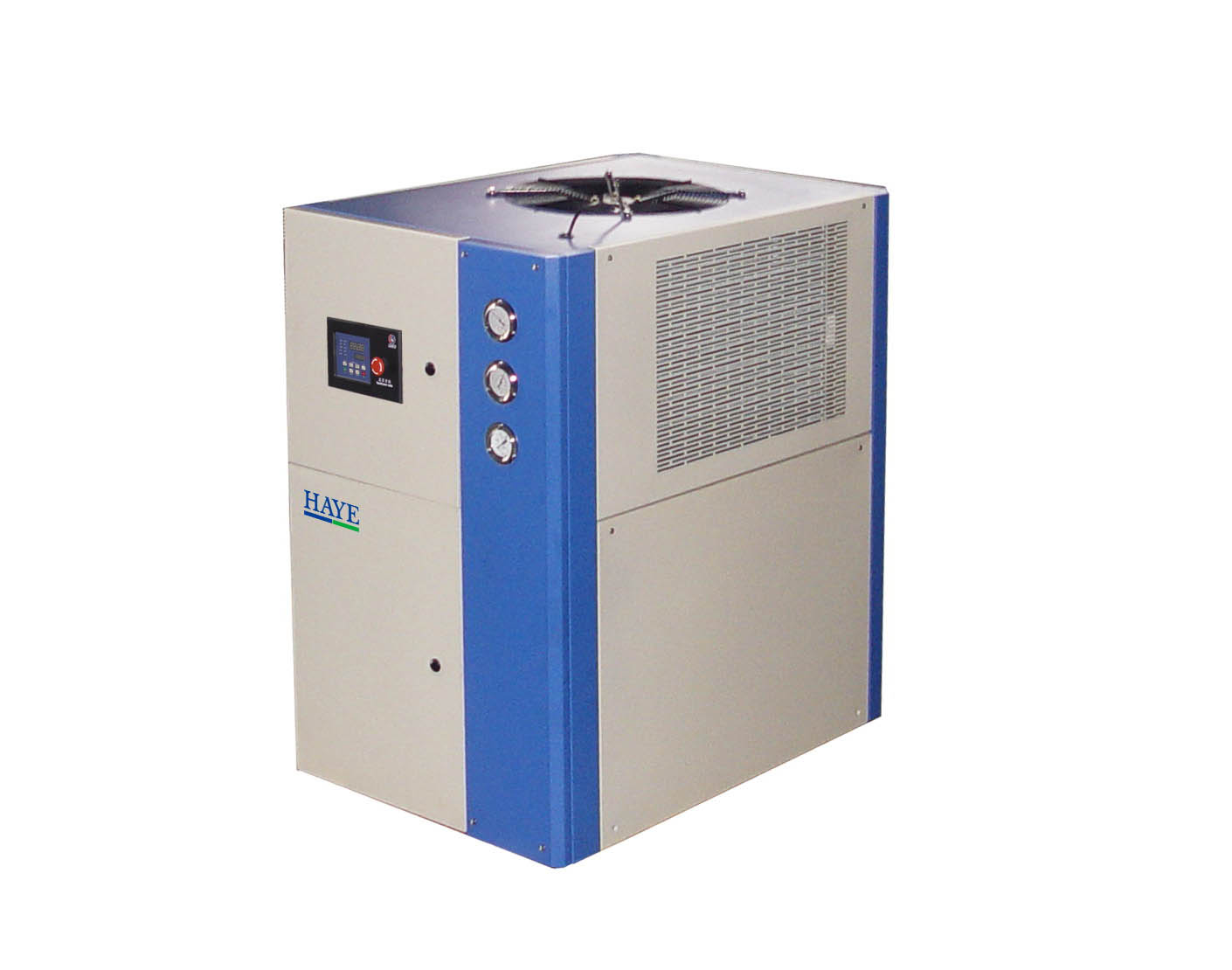 供应 风冷箱型工业冷水机图片