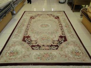 欧式现代羊毛地毯图片