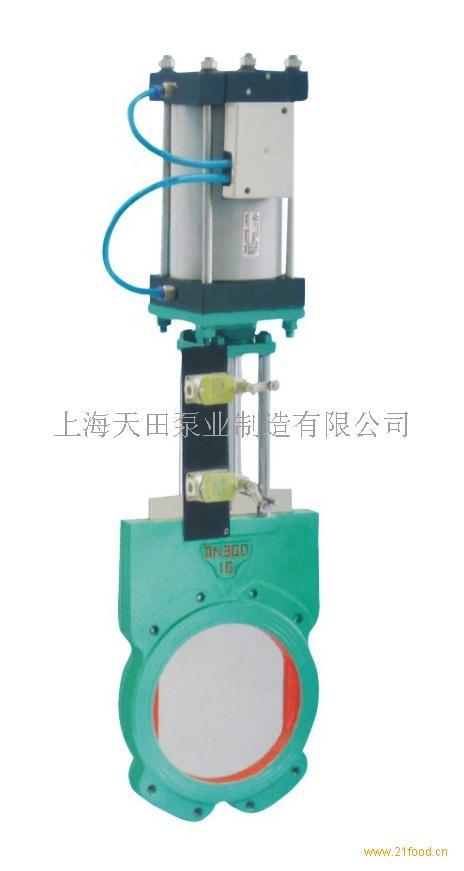 供应气动浆液阀