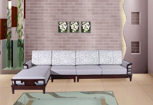 布木结合沙发实木沙发价格|批发|报价