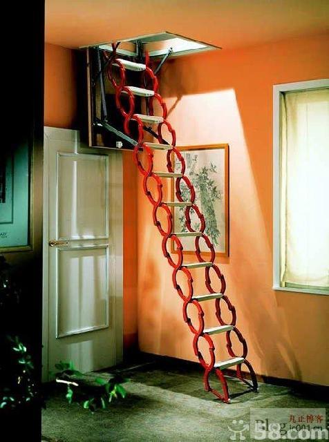 别墅效果图 相关报价:供应唯佳阁楼楼梯效果图 家庭阁楼楼梯