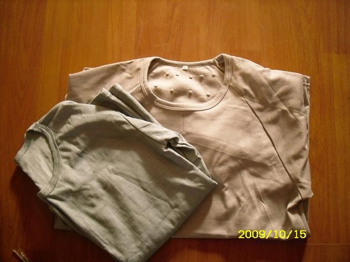 供应远红外磁石套服保暖内衣,保暖套服,理疗保健服批发