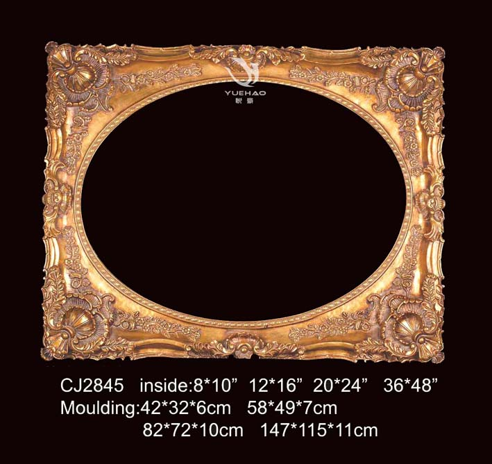 欧式镜框素材高清