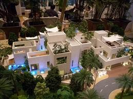 供应珠海国际别墅模型设计,建筑模型制作,模型制作公司,电子沙盘