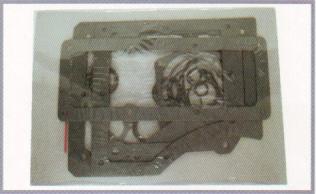供应普旭真空泵RA0160密封件