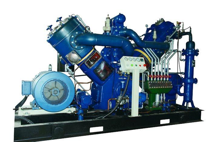 供应无油润滑活塞式空压机