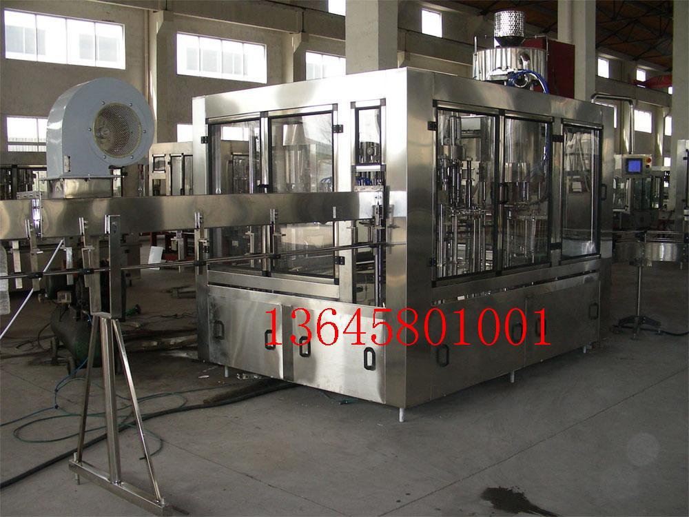 供应pet果汁生产线-pet灌装机