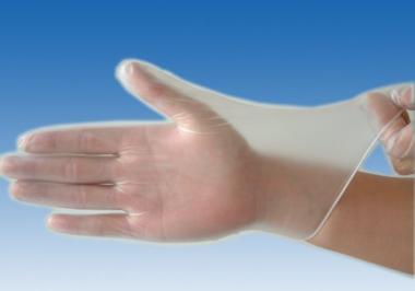 一次性pvc手套图片/一次性pvc手套样板图 (2)