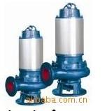 自动搅匀排污泵、潜水排污泵JYWQ型自动搅匀排污泵