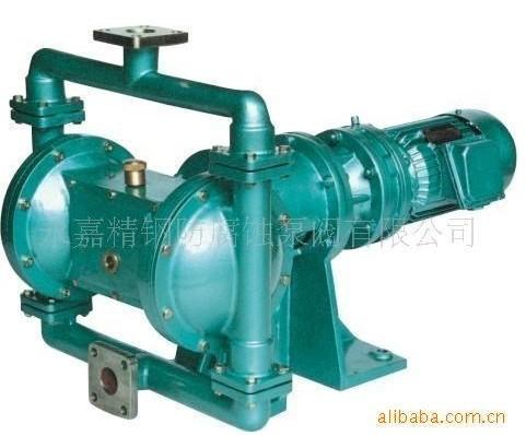 电动隔膜泵、四氟隔膜泵、耐腐蚀隔膜泵DBY电动隔膜泵