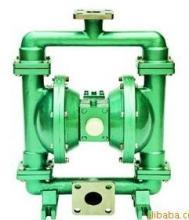 气动隔膜泵、耐腐蚀隔膜泵、氟塑料隔膜泵QBY气动隔膜泵