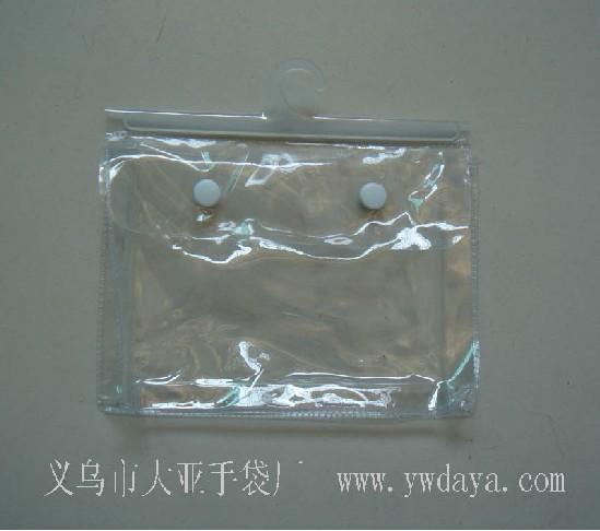 供应PVC挂钩袋