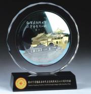青岛会议庆典纪念品颁奖留念礼品图片