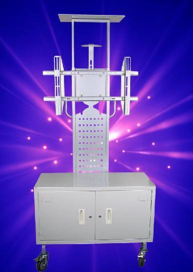 液晶电视移动座架