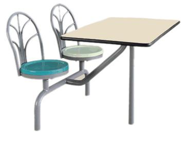 供应广西玻璃钢餐桌