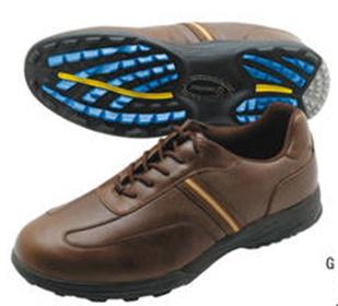 供应高尔夫男鞋防水真皮高尔夫球鞋